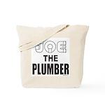 JOE THE PLUMBER Tote Bag