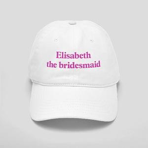Elisabeth the bridesmaid Cap