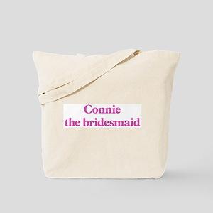 Connie the bridesmaid Tote Bag