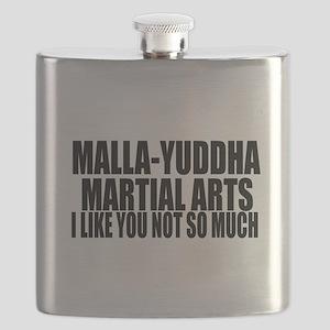 Malla-yuddha I Like You Not So Much Flask