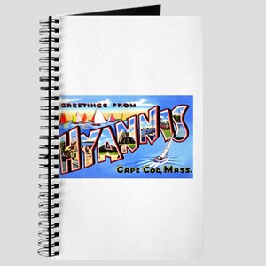Hyannis Cape Cod Massachusetts Journal