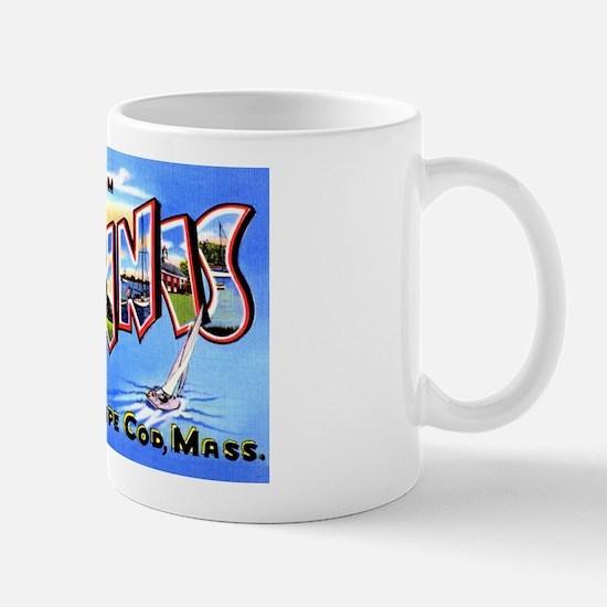 Hyannis Cape Cod Massachusetts Mug