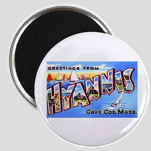 Hyannis Cape Cod Massachusetts Magnet