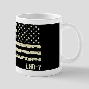 USS Iwo Jima Mug