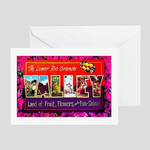 Rio Grande Valley Texas Greeting Card