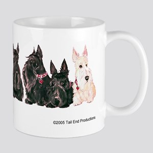 Autumn Scottie Wheaten Mug