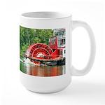 Big Wheel Large Mug