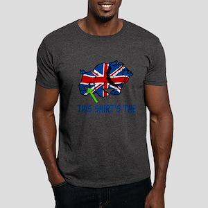 British Bulldog funny Dark T-Shirt
