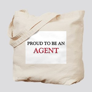 Proud To Be A AGENT Tote Bag