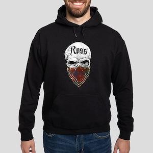 Ross Tartan Bandit Hoodie (dark)