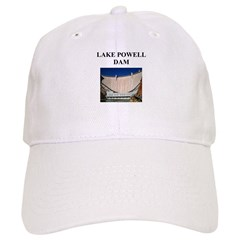 lake powell dam gifts and t-s Baseball Cap