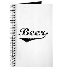 Beer Journal
