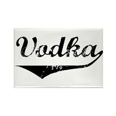 Vodka Rectangle Magnet (10 pack)