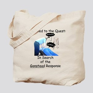 Gonstead Response Tote Bag (1 Side)