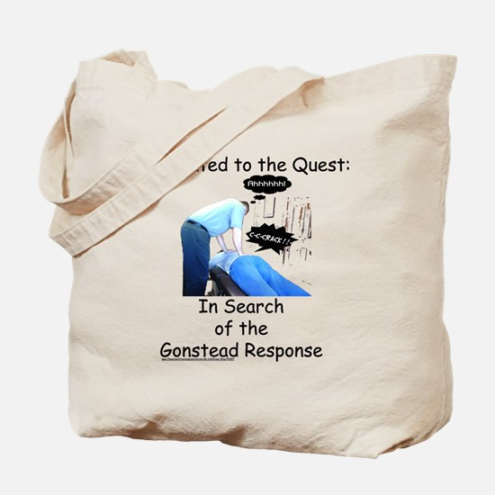 Gonstead Response Tote Bag (1 Side)