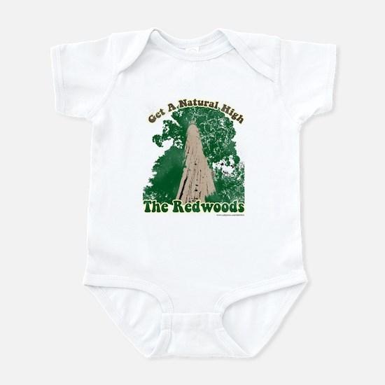 Redwood High Infant Bodysuit