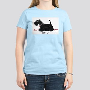 Scottie Let's Go! Women's Light T-Shirt
