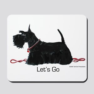 Scottie Let's Go! Mousepad