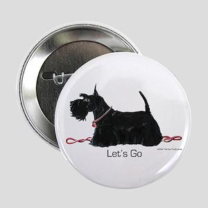 """Scottie Let's Go! 2.25"""" Button"""