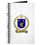 NADEAU Family Crest Journal