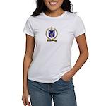 NADEAU Family Crest Women's T-Shirt