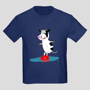 Little Moo Kids Dark T-Shirt