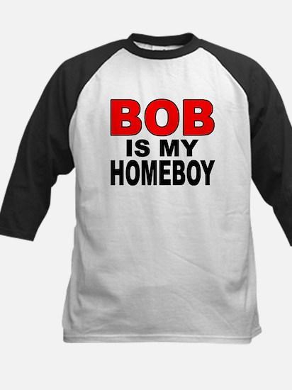 HOMEBOY BOB Kids Baseball Jersey