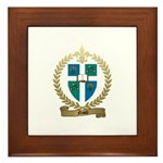 NAUD Family Crest Framed Tile