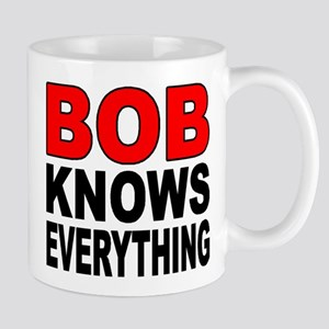 BOB KNOWS Mug