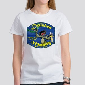 Drunken Monkey Women's T-Shirt