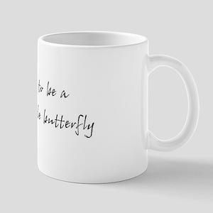 Spring Awakening Little Butterfly Mug