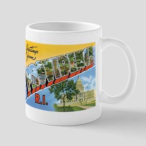 Providence RI Mug