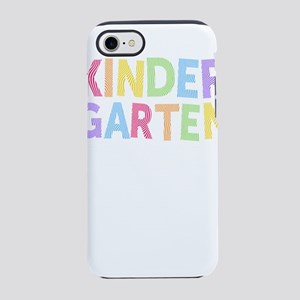Kindergarten Teacher Cute Fu iPhone 8/7 Tough Case