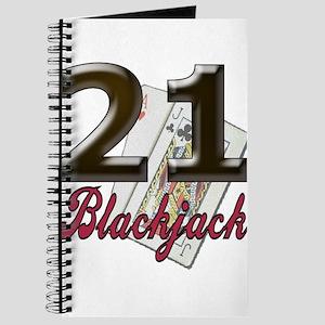 Blackjack/black 21: Journal