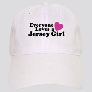 Everyone Loves a Jersey Girl Cap