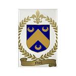 NOEL Family Crest Rectangle Magnet