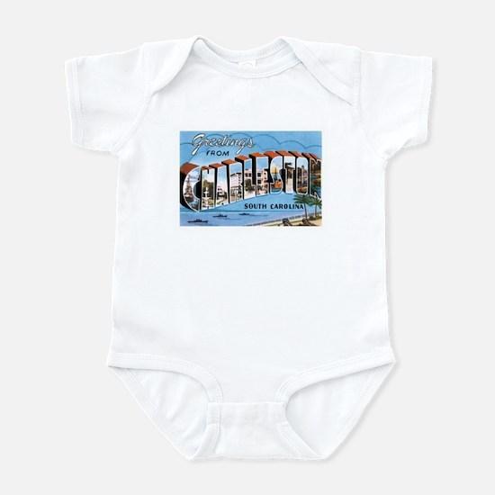 Charleston baby clothes cafepress charleston sc infant bodysuit negle Images