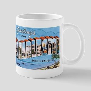 Charleston SC Mug