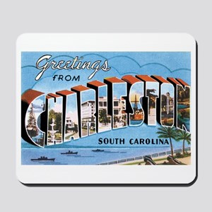 Charleston SC Mousepad