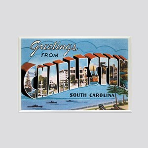 Charleston SC Rectangle Magnet