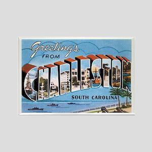 Charleston SC Rectangle Magnet