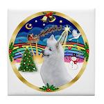 XmasMusic 3/Am Eskimo #3 Tile Coaster