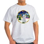 XmasMusic 3/Am Eskimo #3 Light T-Shirt