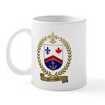 NORMAND Family Crest Mug