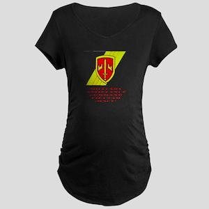 MACV Maternity Dark T-Shirt