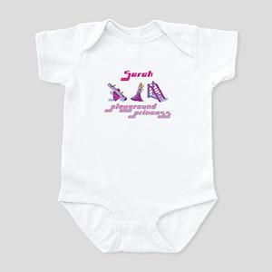 Vanessa - Playground Princess Infant Bodysuit