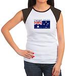 Cocos Islands Women's Cap Sleeve T-Shirt