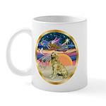 XmasStar/Golden #1 Mug