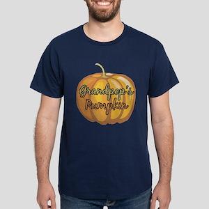 Grandpop's Pumpkin Dark T-Shirt
