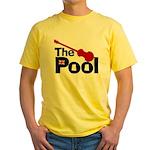 The Pool Yellow T-Shirt